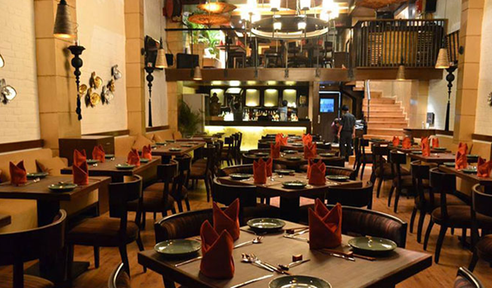 The Decor Of Restaurant Contributes To Feeling Antiquity That Food So Perfectly Expresses For Some Good Old Fashioned Mughali Khana