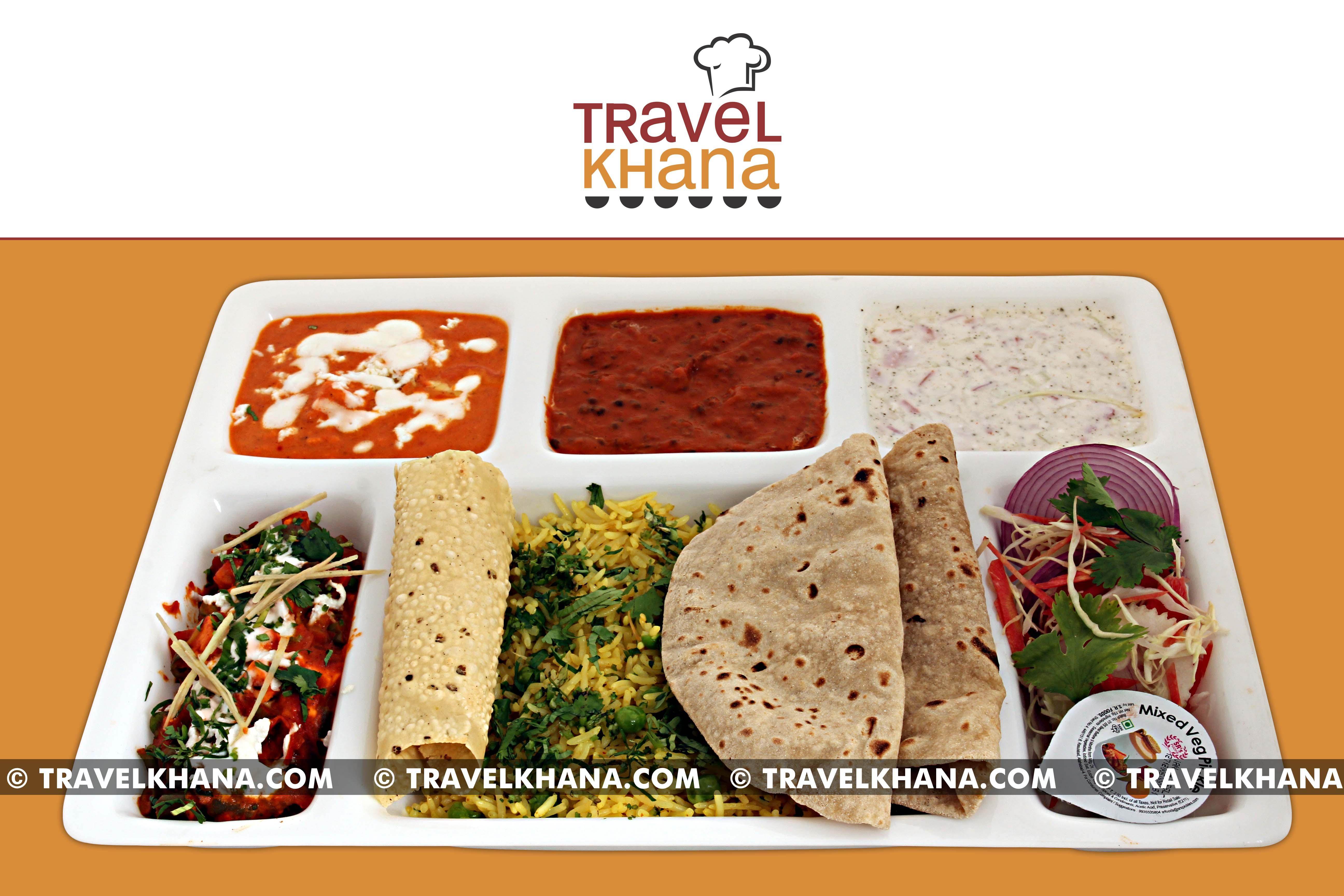 Travelkhana First Food Free