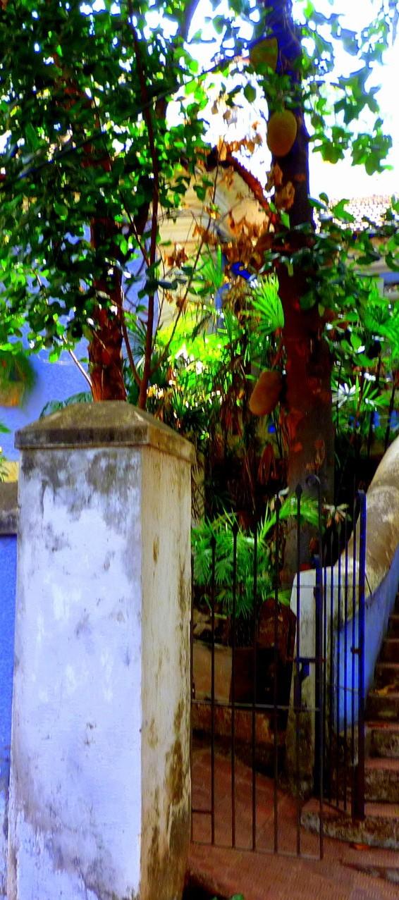 Fontainhas old Goa