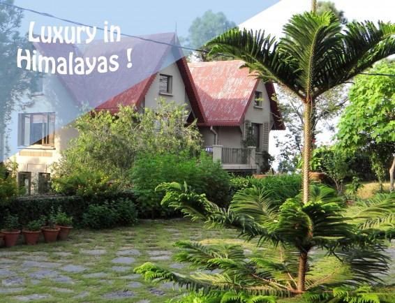 Luxury homestays Himalayas