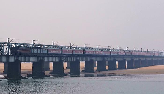 About Longest Rail Bridges in India
